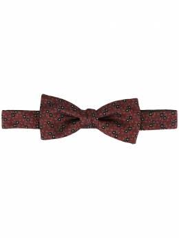 Cerruti 1881 галстук-бабочка с цветочным узором C40811002075