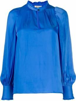 Zadig & Voltaire атласная блузка Titu SJCP3201F