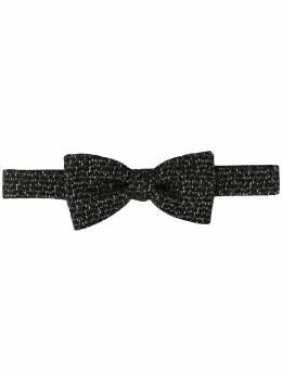 Cerruti 1881 галстук-бабочка с декоративной строчкой C40811005039