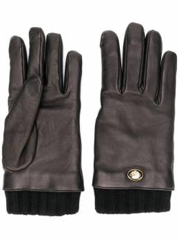 Gucci перчатки с бляшкой с головой тигра 5240474SA02
