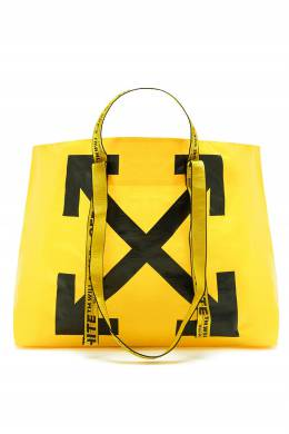 Желтая сумка с логотипом Off-White 2202166852
