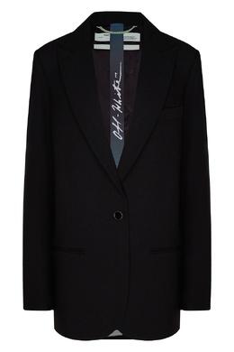 Черный пиджак Off-White 2202166849