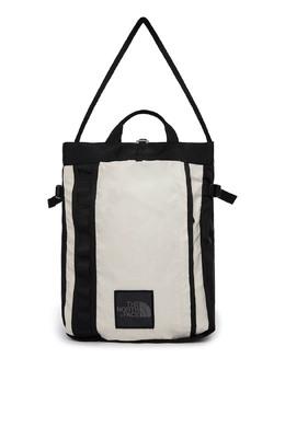Черно-белая сумка-трансформер The North Face 2717165710