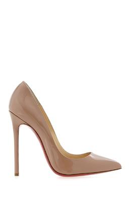Туфли из лакированной кожи Pigalle 120 Christian Louboutin 10622796