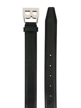 Balenciaga ремень с пряжкой-логотипом 5938871JU5B
