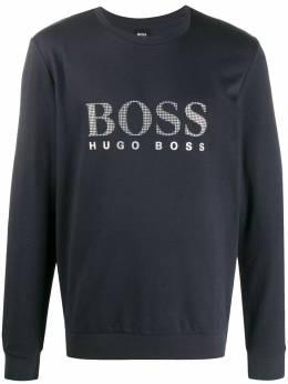 Boss Hugo Boss толстовка с логотипом 50420367