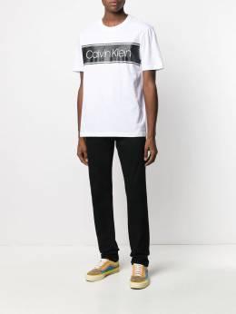 Calvin Klein футболка с логотипом K10K104929