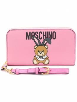 Moschino кошелек Playboy Teddy A81378210