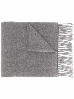 Vivienne Westwood шарф с вышитым логотипом 8103000711151