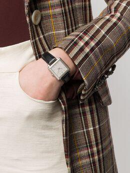 Larsson & Jennings наручные часы с квадратным корпусом NX34LBKSW