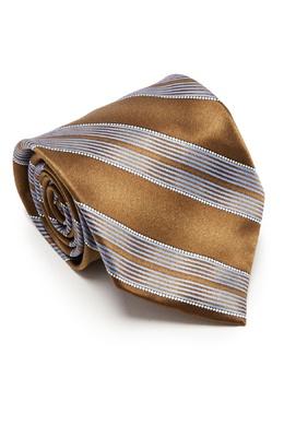 Цветной шелковый галстук Brioni 1670166949
