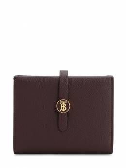 Md Leather Bifold Wallet Burberry 71IJ51011-REFSSyBXQUxOVVQ1
