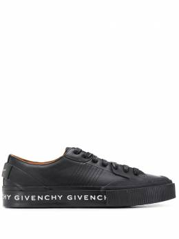 Givenchy кеды на шнуровке BH002AH0HA