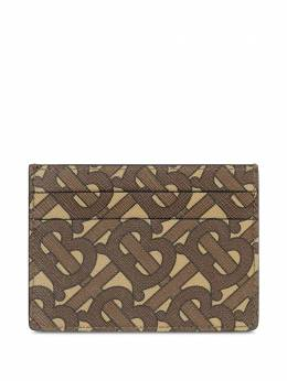 Burberry monogram print card case 8022909