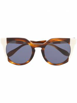 Carolina Herrera round-shaped sunglasses SHN595
