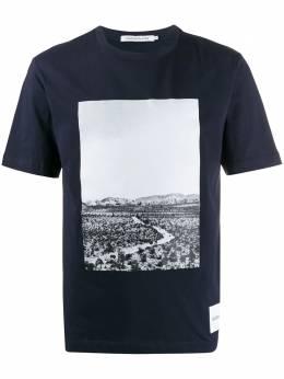 Calvin Klein Jeans футболка с принтом J30J313682
