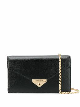 MICHAEL Michael Kors Grace medium envelope clutch 30H9GGHC2AGRACEMD
