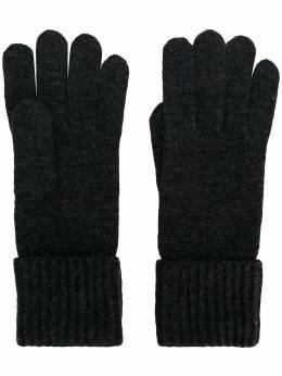 N.peal ribbed gloves NPA001B