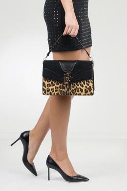 Сумка с леопардовой вставкой Liu Jo 1776167518