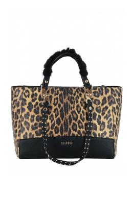 Леопардовая сумка-тоут Liu Jo 1776167531