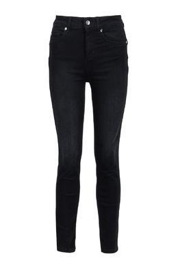 Черные джинсы-скинни с потертостями Liu Jo 1776167486