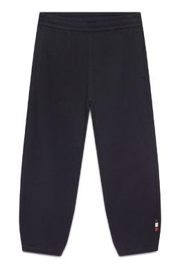 Темно-синие спортивные брюки Moncler 34167390