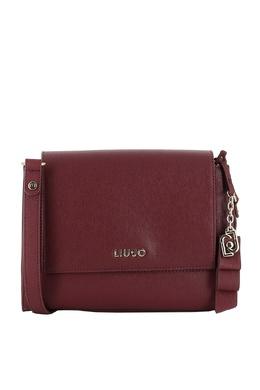 Бордовая сумка с подвеской Liu Jo 1776167541