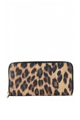 Леопардовый кошелек на молнии Liu Jo 1776167543