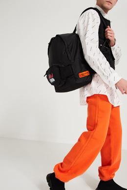Нейлоновый рюкзак с надписями «Стиль» Heron Preston 2771167031