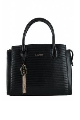 Стеганая сумка черного цвета Liu Jo 1776167524
