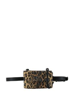 Поясная сумка леопардовой расцветки Liu Jo 1776167527