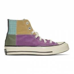 Converse Multicolor Chuck 70 Hi Sneakers 201799M23601108GB