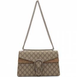 Gucci Beige Small Dionysus Shoulder Bag 201451F04815901GB