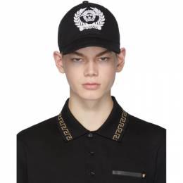 Versace Black Medusa Laurel Cap 201404M13912201GB