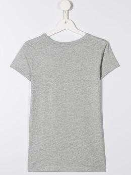 Calvin Klein Kids TEEN logo print T-shirt IG0IG00427