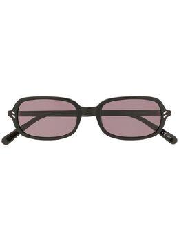 Stella Mccartney Eyewear солнцезащитные очки в прямоугольной оправе SC0227S