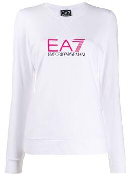 Ea7 Emporio Armani logo T-shirt 8NTM39TJ31Z
