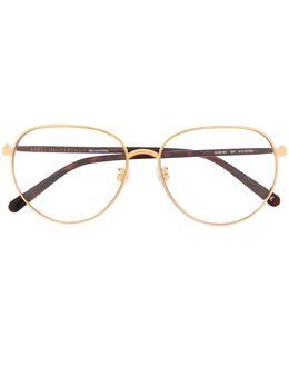 Stella Mccartney Eyewear STELLA MCCARTNEY EYEWEAR SC0218O 001 METAL/ACETATE SC0218O