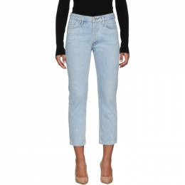 Goldsign Blue The Low Slung Jeans 201176F06900603GB