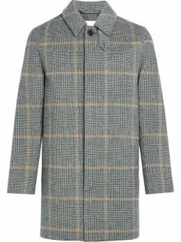 Mackintosh короткое пальто в клетку 'GM-002F' MO2750