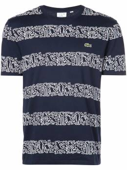 Lacoste футболка в полоску TH429751166
