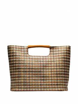 Simon Miller соломенная сумка-тоут Birch среднего размера S803306410046