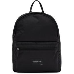 A.P.C. Black JJJJound Edition Backpack 201252M16605101GB