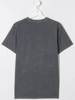 Stella McCartney Kids футболка с логотипом 566407SNJC7