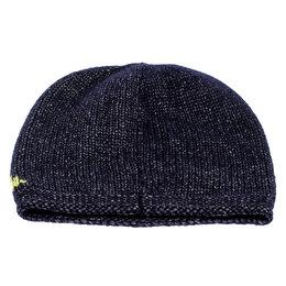 Fendi Blue Wool Knit Beanie