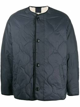 Isabel Marant стеганая куртка Gao 19AMA059919A010H