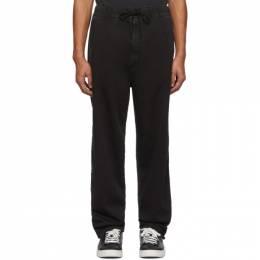 Diesel Black Toller Jogg Jeans 00S8N9 0687Z