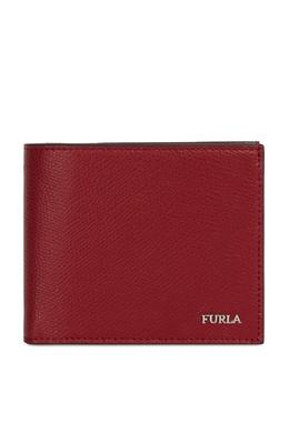 Красный кожаный кошелек Marte Furla 1962169779