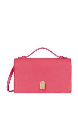 Розовая кожаная сумка Incanto Furla 1962169657