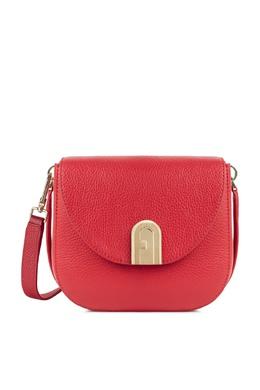 Небольшая красная сумка Sleek Furla 1962169814